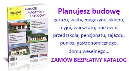 "NOWOŚĆ - katalog ""Murator PROJEKTY"""